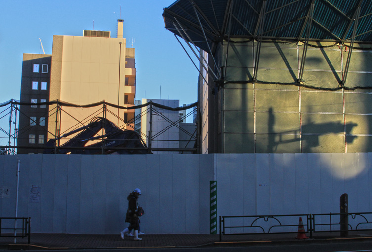KOISHIKAWA TOKYO REDEVEROPMENT